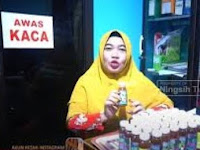 Ningsih Tinampi Jual Obat Corona Rp 35 Ribu, Ini Tanggapan IDI