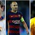 As melhores assistências da história da UEFA Champions League.