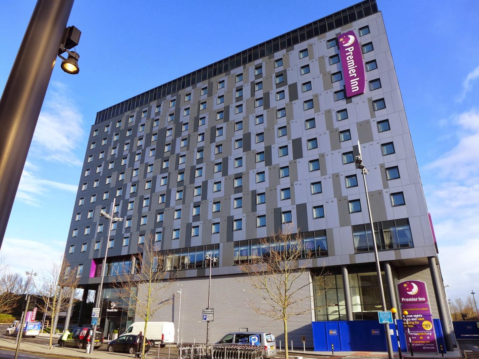 Premier Inn London County Hall Hotel, England