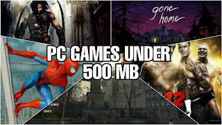 Pc games under 500 mb