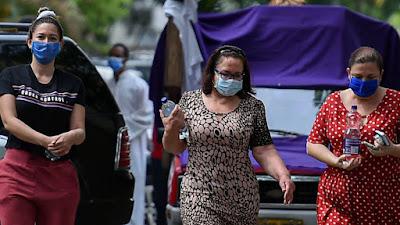 80 muertes deja el Covid 19 en Colombia