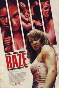 Capa do Filme Raze: Correr ou Morrer