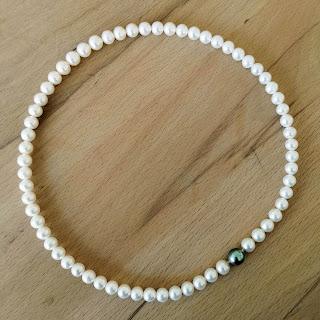 Tahiti Perlen kette