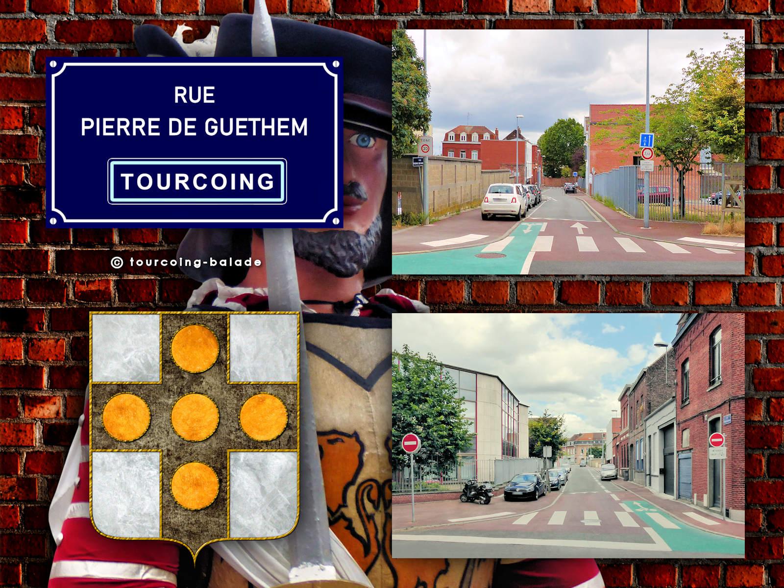 Rue Pierre de Guethem, Tourcoing Gambetta