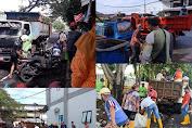 Gubernur Kerahkan 50 Truk Angkut Sampah di Manado
