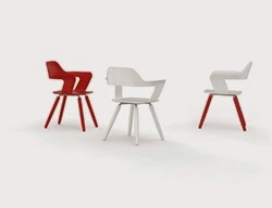 Muse Chair by Cherryman