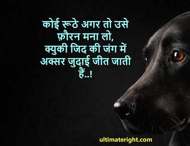 Heart Touching shayari status Hindi New 2021