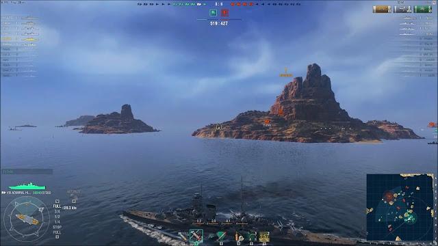 تحميل لعبة الادميرال حرب الاسطول البحري  download Admiral game