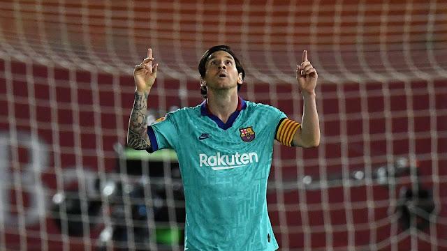 Lionel Messi Catat Rekor Baru
