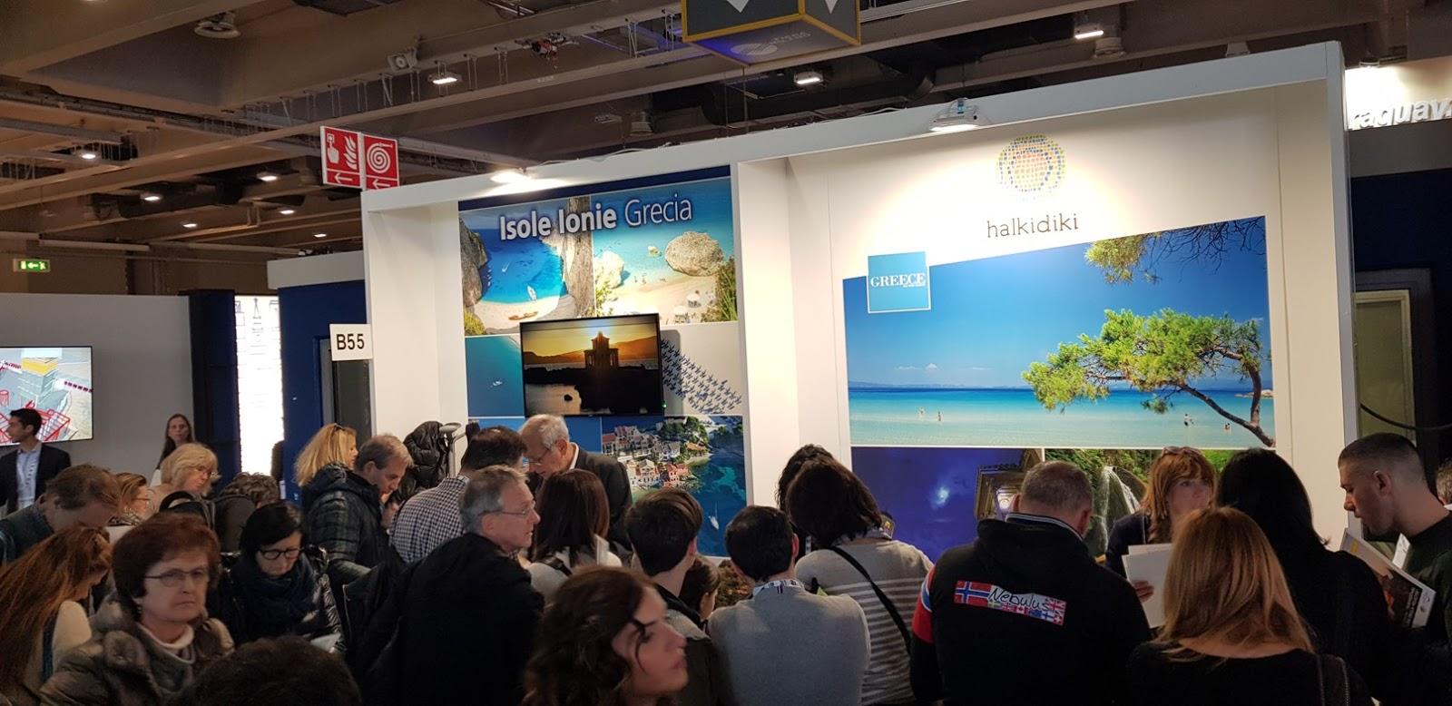 BIT ΜΙΛΑΝΟ 2020: Επιβεβαιώθηκε το μεγάλο ενδιαφέρον των Ιταλών για την Χαλκιδική