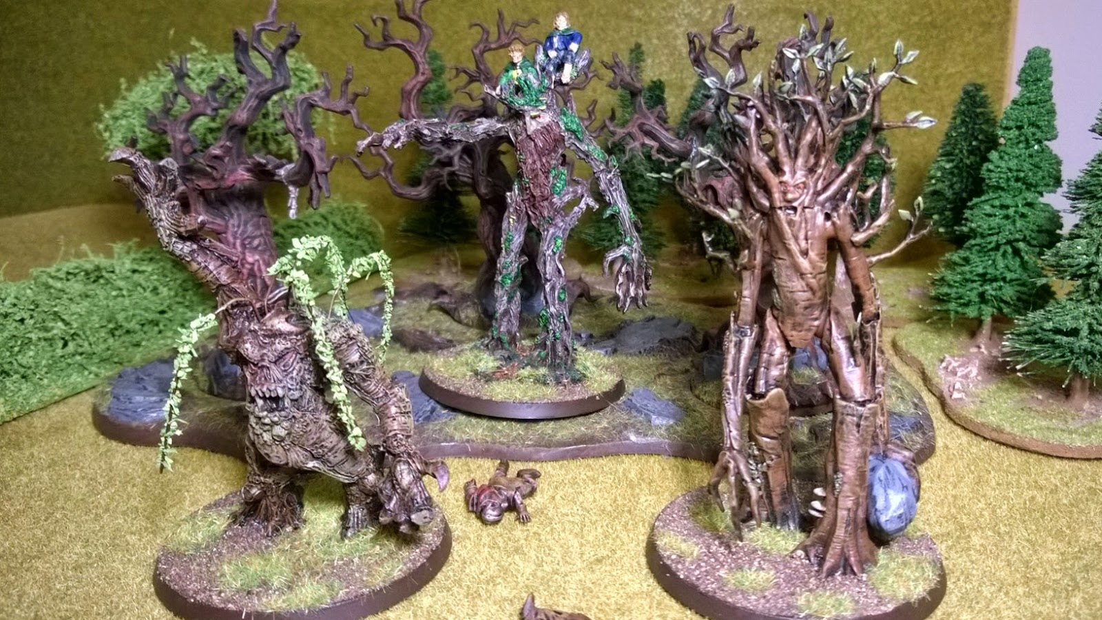 Lotr lord of the rings ent ents treebeard gw game