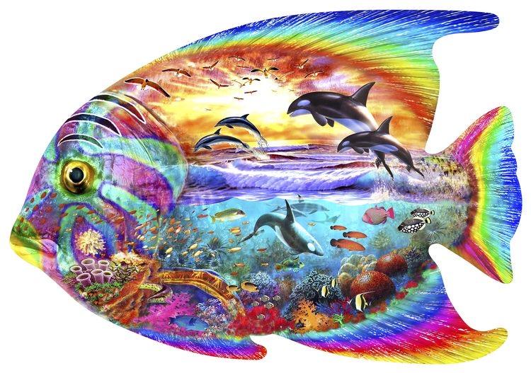 Animal Art Concept