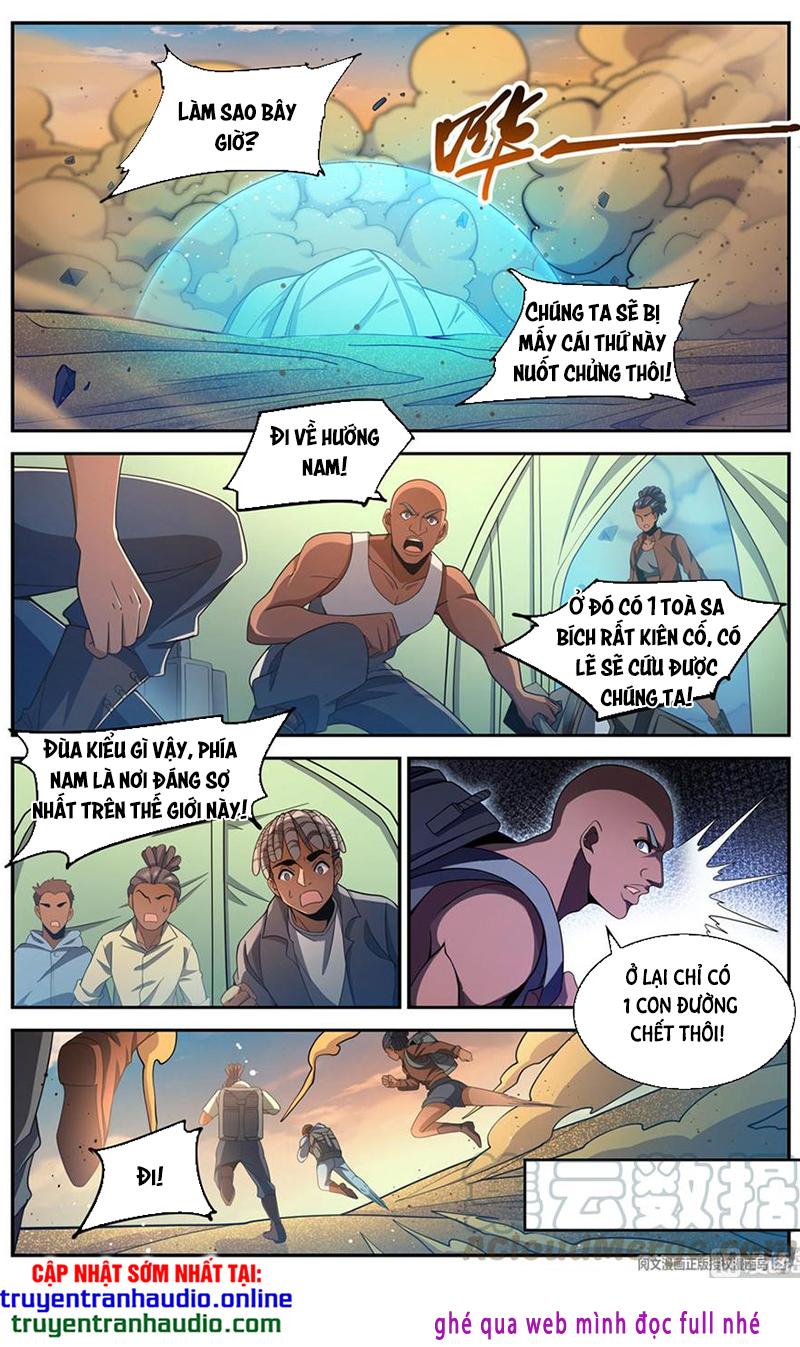 Toàn Chức Pháp Sư chap 654 - Trang 7