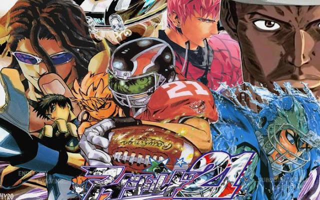 Anime sport atau olahraga yang seru