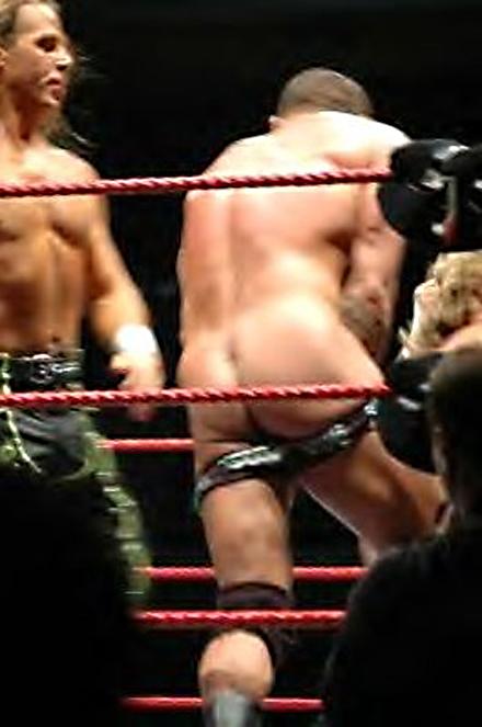 Randy Orton Butt Naked 51