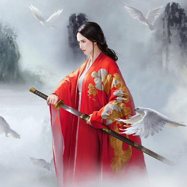 Art Asiatique Wallpaper Engine