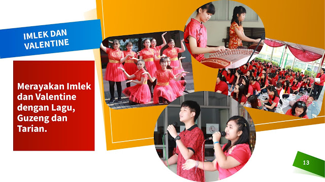 Presentasi SMP Kalam Kudus Surakarta