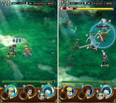 Ultimate Ninja Blazing Mod Apk Android