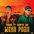 AUDIO | Tannah Ft Country Boy - Weka Pozi | Download