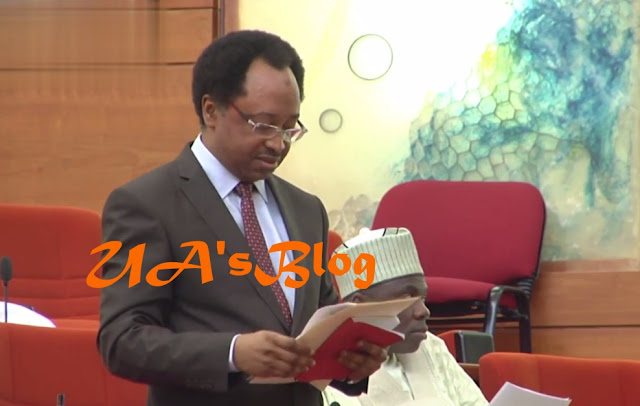 Fraud: Senator Shehu Sani Speaks From EFCC Detention