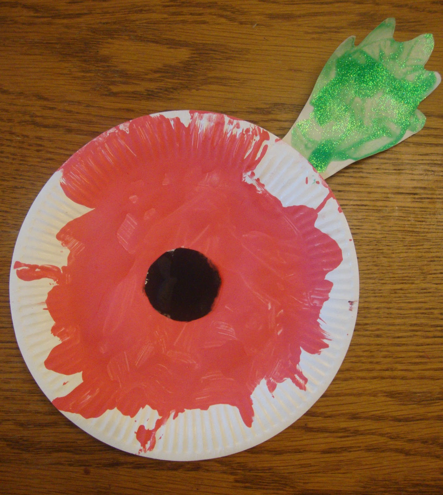 Memorial Day Poppy Craft Jerusalem House