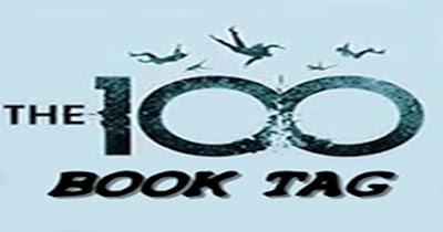 The 100 Book Tag [ ORIGINAL]