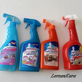 temizlik deterjanı