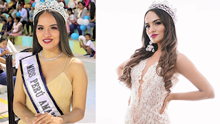 Pamela Gutierrez Acosta es Miss Perú Amazonas 2020