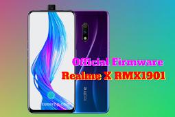 Firmware Realme X RMX1901