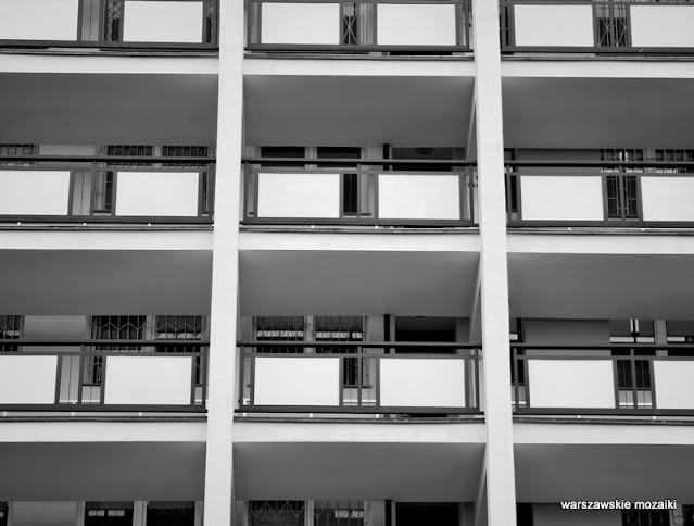 Warszawa Warsaw Przyczółek Grochowski architektura linearna architecture Oskar Hansen Zofia lata 60 lata 70 galeria
