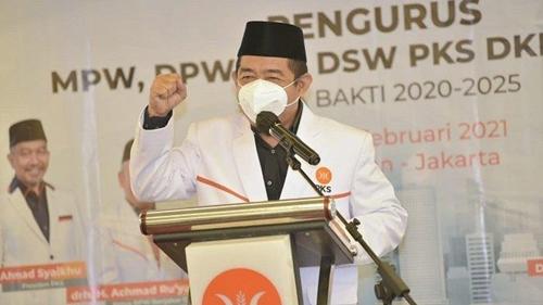 PKS Naik Pitam Kepada Pemprov DKI Gara-gara Ini!