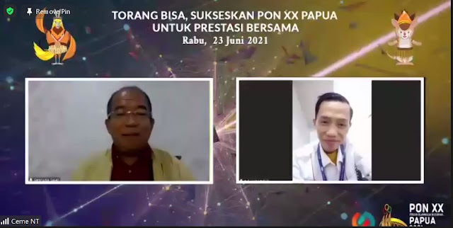 Suksesnya PON XX Papua Adalah Kewajiban Bersama