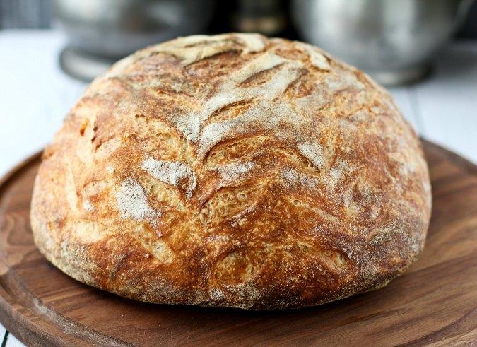 Decorative Bread Scoring: First Attempt