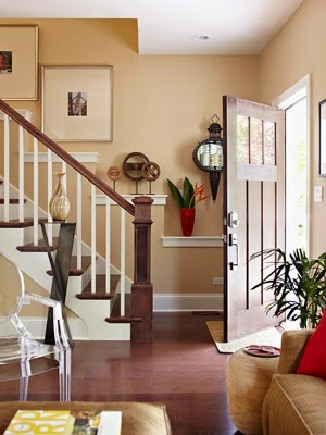 50 Creative Staircase Wall decorating ideas, art frames ... on Creative Staircase Wall Decorating Ideas  id=52051