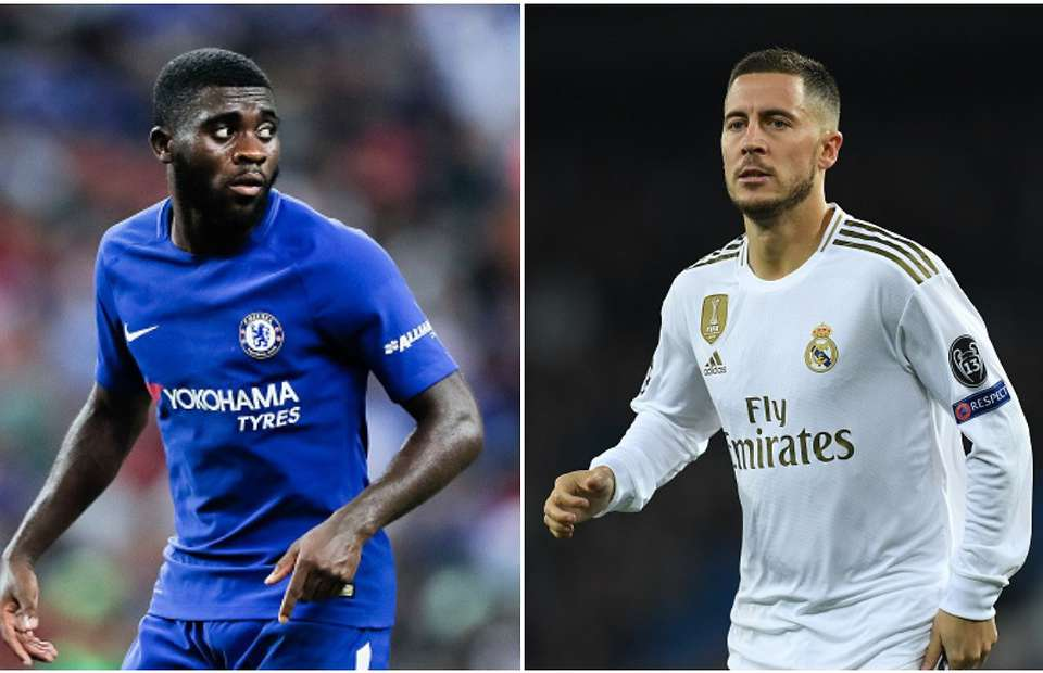 Chelsea flop Jeremie Boga claims he was pretty much as good as Eden Hazard and Willian