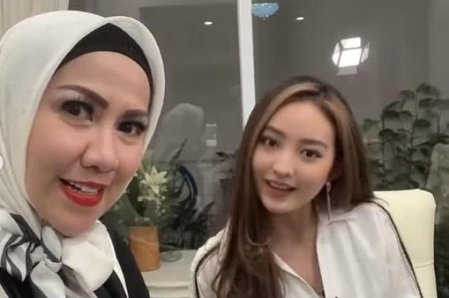 Venna Melinda Setujui Natasha Wilona Jadi Istri Verrell Bramasta, di Ramal Marcell Wen