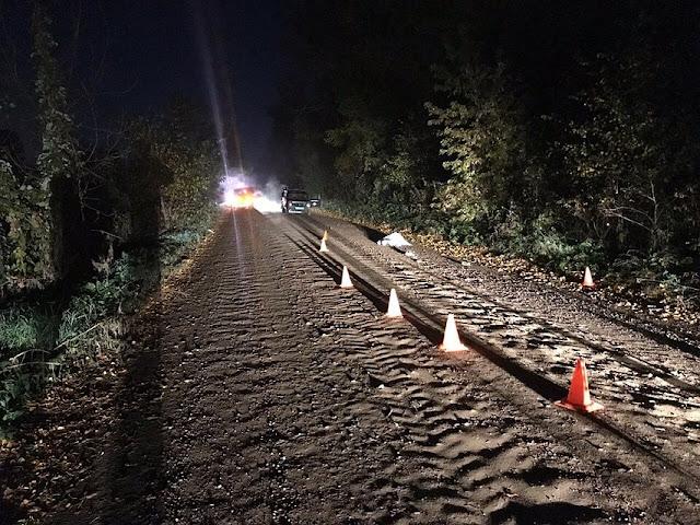 В Башкирии водитель скрылся с места ДТП, сбив женщину насмерть