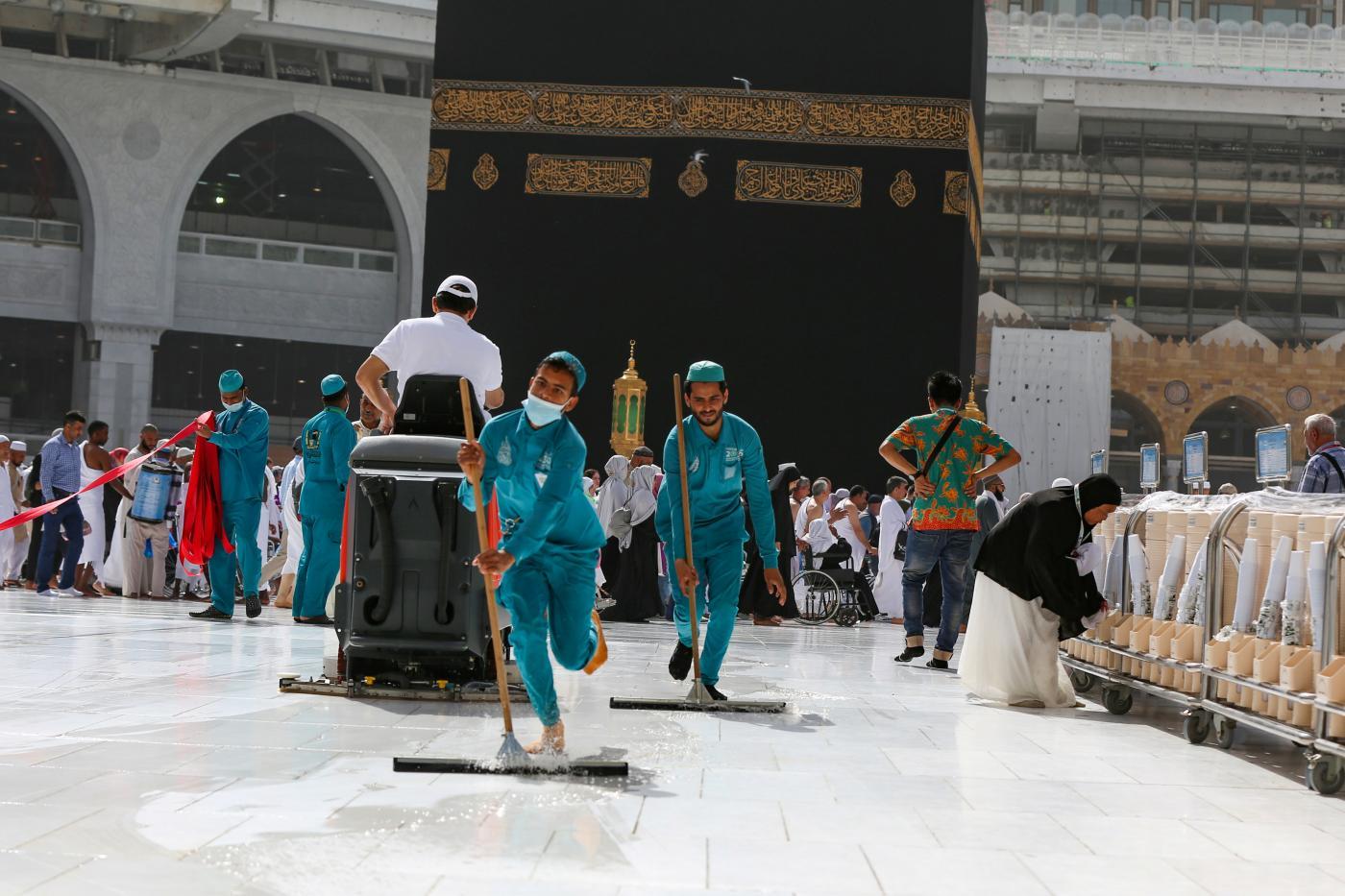 Soal Penutupan Masjid Selain Masjidil Haram dan Masjid Nabawi, Ini  Fatwa Ulama Saudi