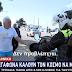 Έξαλλος ηλικιωμένος δρομέας με αστυνομικούς που του λένε να επιστρέψει σπίτι του! (vid)