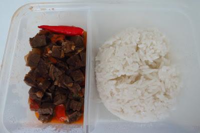 Lechon Republic, bopis rice