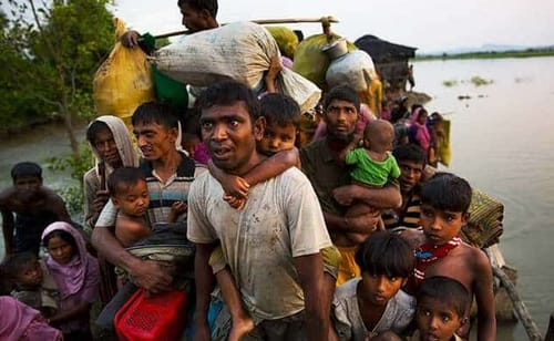 Facebook asked for anti-Rohingya content