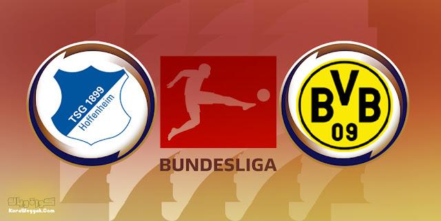 نتيجة مباراة بوروسيا دورتموند وهوفنهايم بتاريخ 27-08-2021 في الدوري الالماني