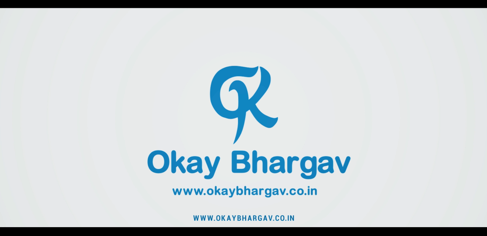 After Effect Opener-Okay Bhargav Intro