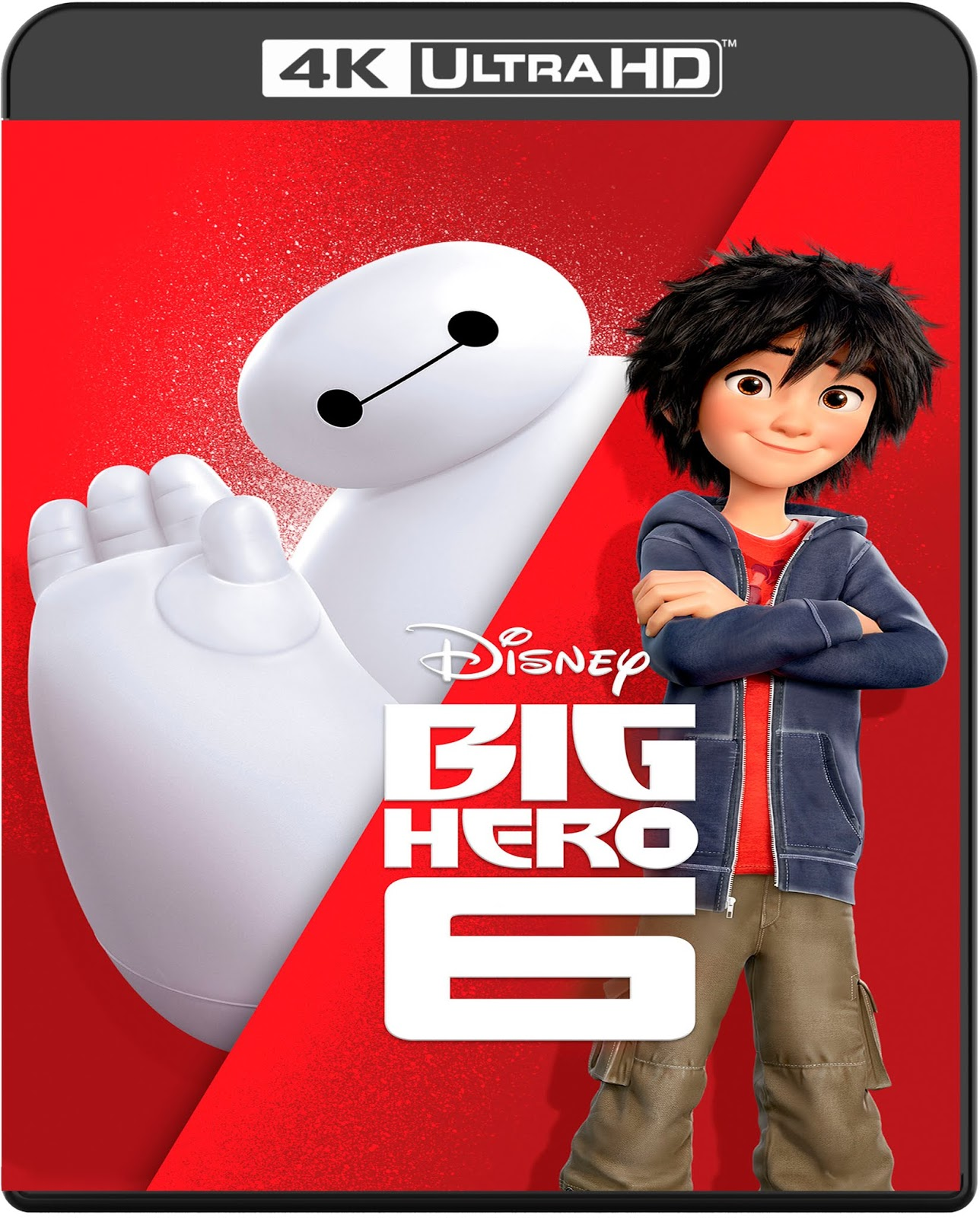 Big Hero 6 [2014] [UHD] [2160p] [Latino]