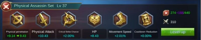 Mobile Legends Best Emblem