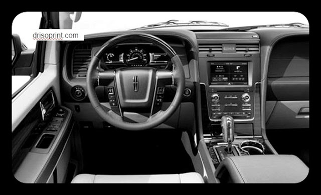 2016 Lincoln Aviator Interior