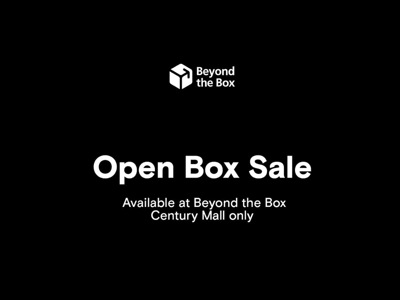 Deal: Get up to 60 percent off Apple products at Beyond the Box's Open box sale!