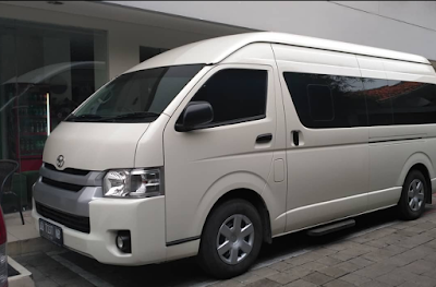 Travel Semarang Jogja 2020