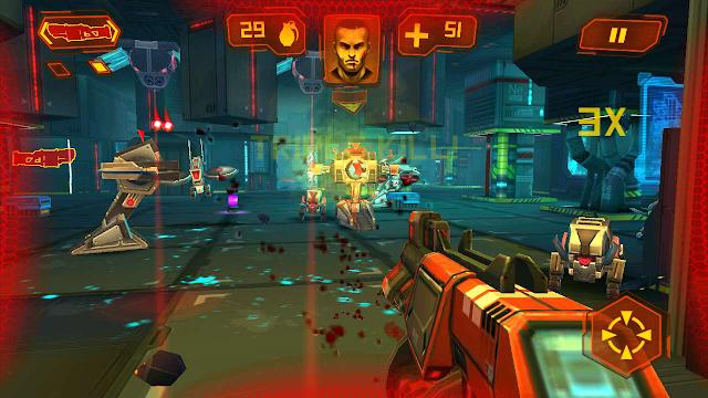 Neon Shadow - أفضل ألعاب أندرويد و أيفون 2020 بدون أنترنت: أحسن 20 لعبة فيديو تعمل أوفلاين بدون نت.