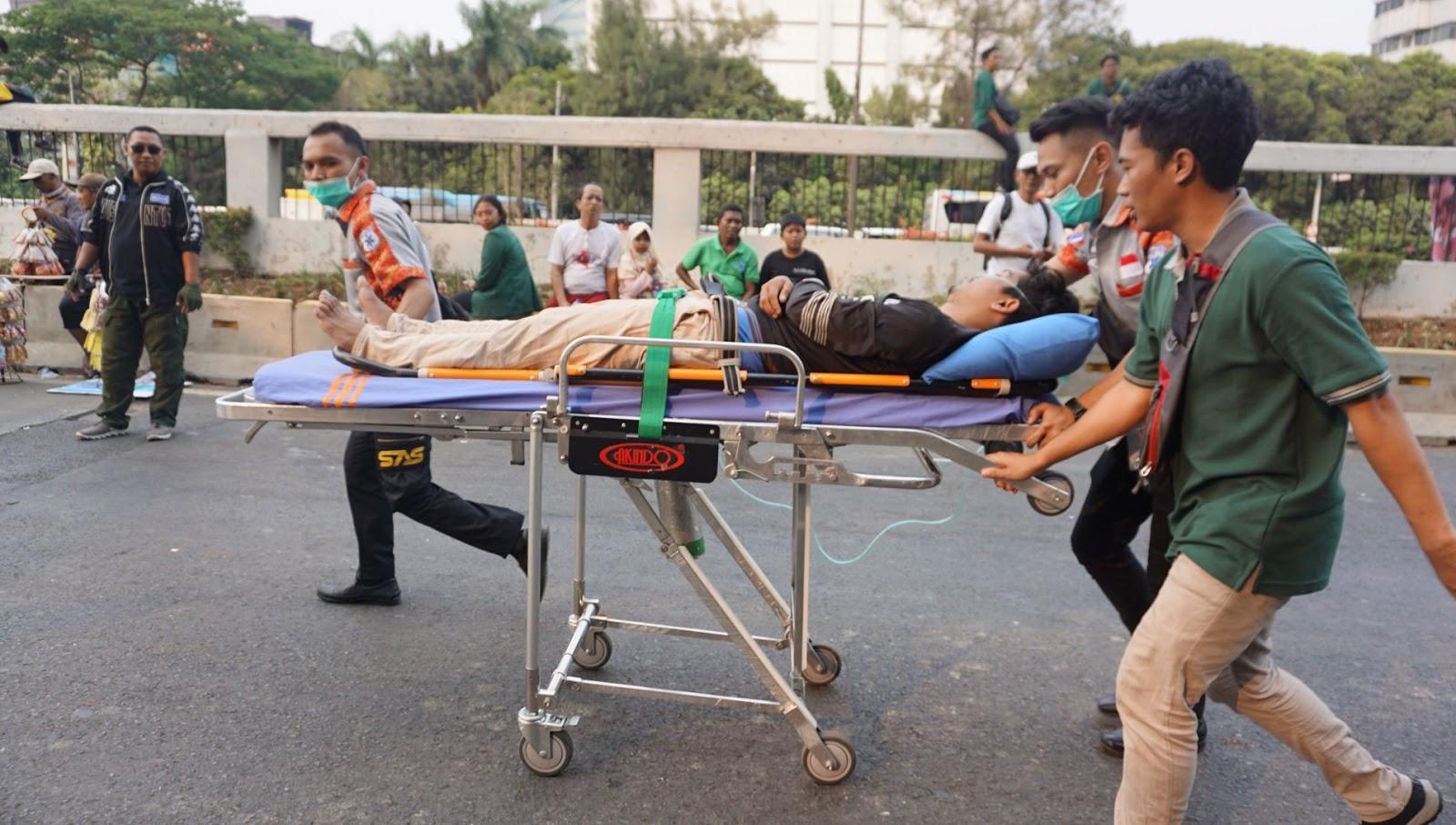 Detik-detik Ketua DPR Mendadak Kabur, Batal Menemui Massa Mahasiswa